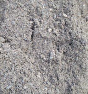 Песок крупнозернистый, фр 0,5