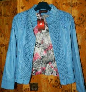 Куртка, весна/лето и тёплая осень