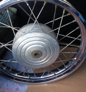 Колеса на мотоцикл ИЖ