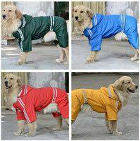 Непромокаемые комбинезоны д/собак.одежда для собак