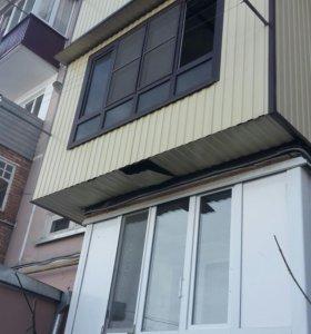 Стучит крыша на балконе не беда