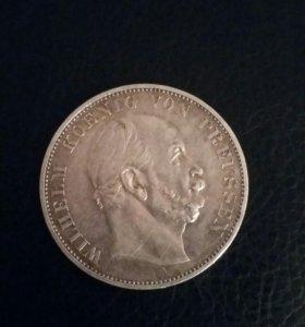 Монета Серебряный Талер
