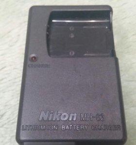 Сетевой адаптер Nikon MH-63