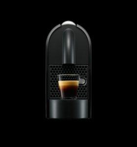 Кофемашина Nespresso U Pure Black