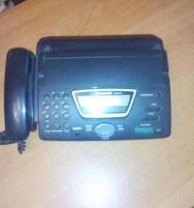 Телефон+факс 2 в одном