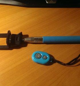 Selfie stick/monopod, Bluetooth