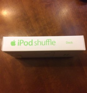 Зарядка Док станция для iPod shuffle