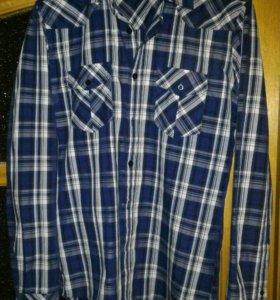 Мужские рубашки(не новые)