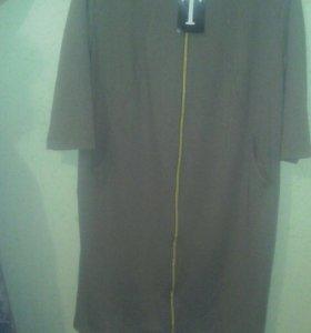 Платья-халат новый
