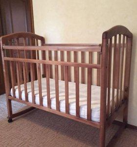 Детская кроватка и не только