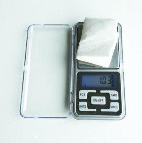 ювелирные электронные мини весы 200-0.01гр