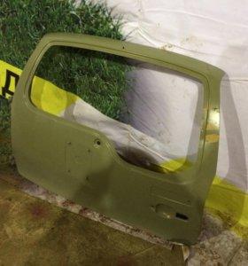 Дверь багажника Нива Шевроле