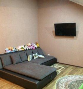 Продам квартиру студию . 40м2 Удобной планировки.