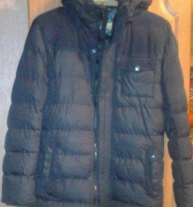 Молодёжная, мужская куртка