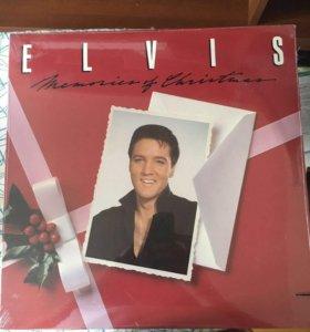 Elvis Presley memories of Christmas