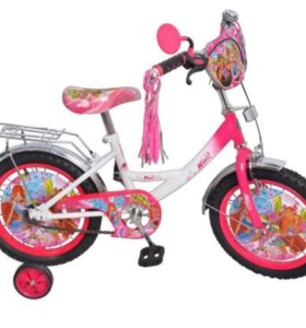 Детский велосипед(для девочек)