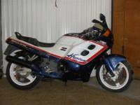 Мотоцикл хонда cbr 750