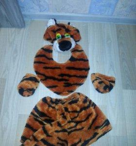 Карнавальный костюм тигра.