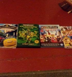 Срочно!!! Диски для DVD