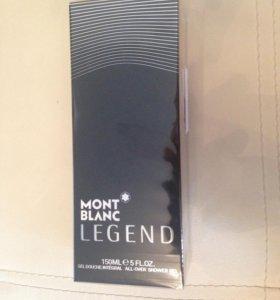 Montblanc Legend Гель для душа