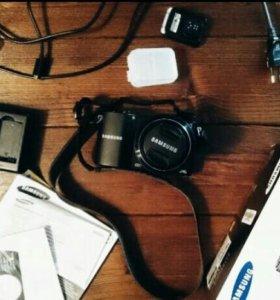 Беззеркальный Samsung nx1000