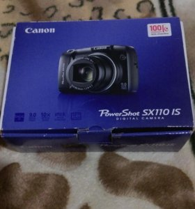 Canon SX110is