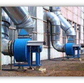 Вентиляция и установка сплит систем