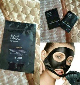 Чёрная маска от черных точек в наличии