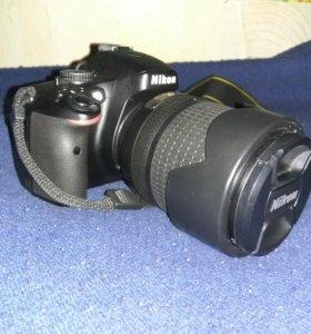 Nikon d5100 18-140