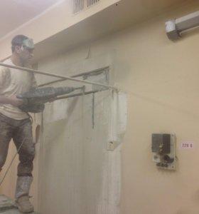 Демонтажные работы, демонтаж в квартире, демонтаж!