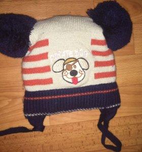 шапка новая зима
