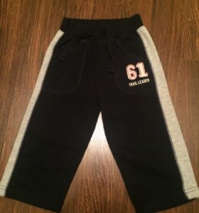 Новые брюки для мальчика 2 шт