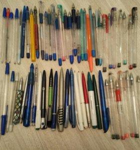Ручки без стержня 50 шт в хорошем и отличном состо