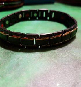 Энергитический браслет с био вставками