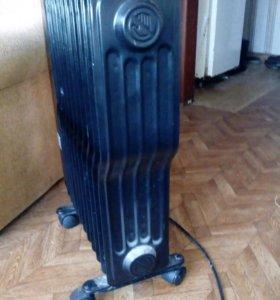 Масляный радиатор-нагреватель