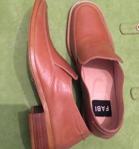 Туфли -ботинки fabi оригинал 39