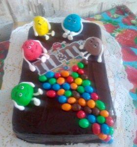 Домашние торты .