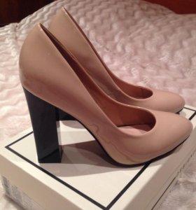 Туфли новые, размер 38