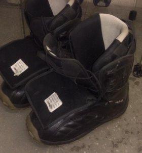 Ботинки для сноуборда Bone 39.5 размер