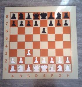 Шахматные доски демонстрационные метровые , новые