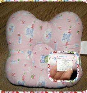 Ортопедическая подушка для новорожденных🚼