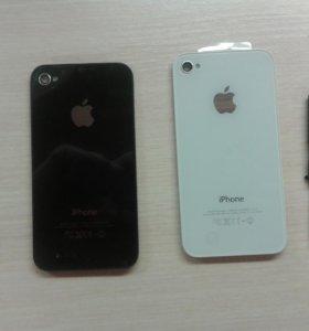 Айфон 4 крышка.