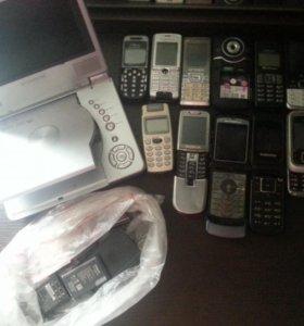 Телефоны+тв