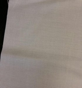 Ткань для вышивки.