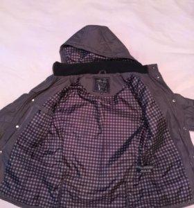 Куртка демисезонная для мальчиков