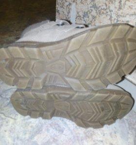 Зимние ботинки 30р
