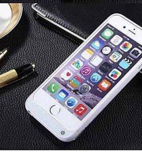 Чехол аккумулятор для Iphone 6 6s