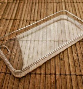 Силиконовый чехол для iphone 5, 5s и se