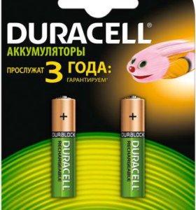 DurAcell AAA|2 аккумуляторы