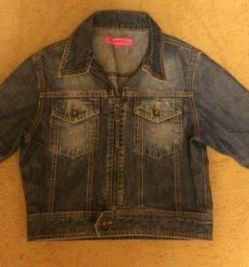 Джинсовая куртка AXARA
